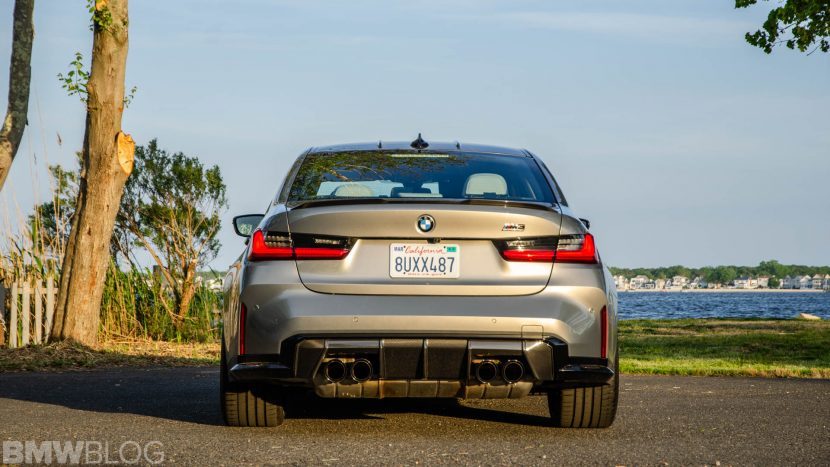 BMW M3 Competition Test Drive 19 of 40 830x467
