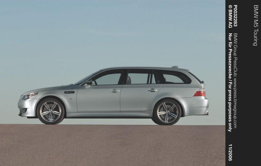 BMW E61 M5 Touring 17 830x528