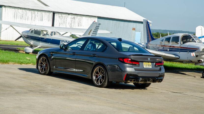 BMW M5 CS Test Drive 10 of 40 830x467