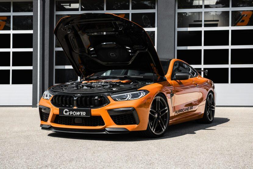 G Power G8M Hurricane BMW M8 F92 Tuning 07 830x554