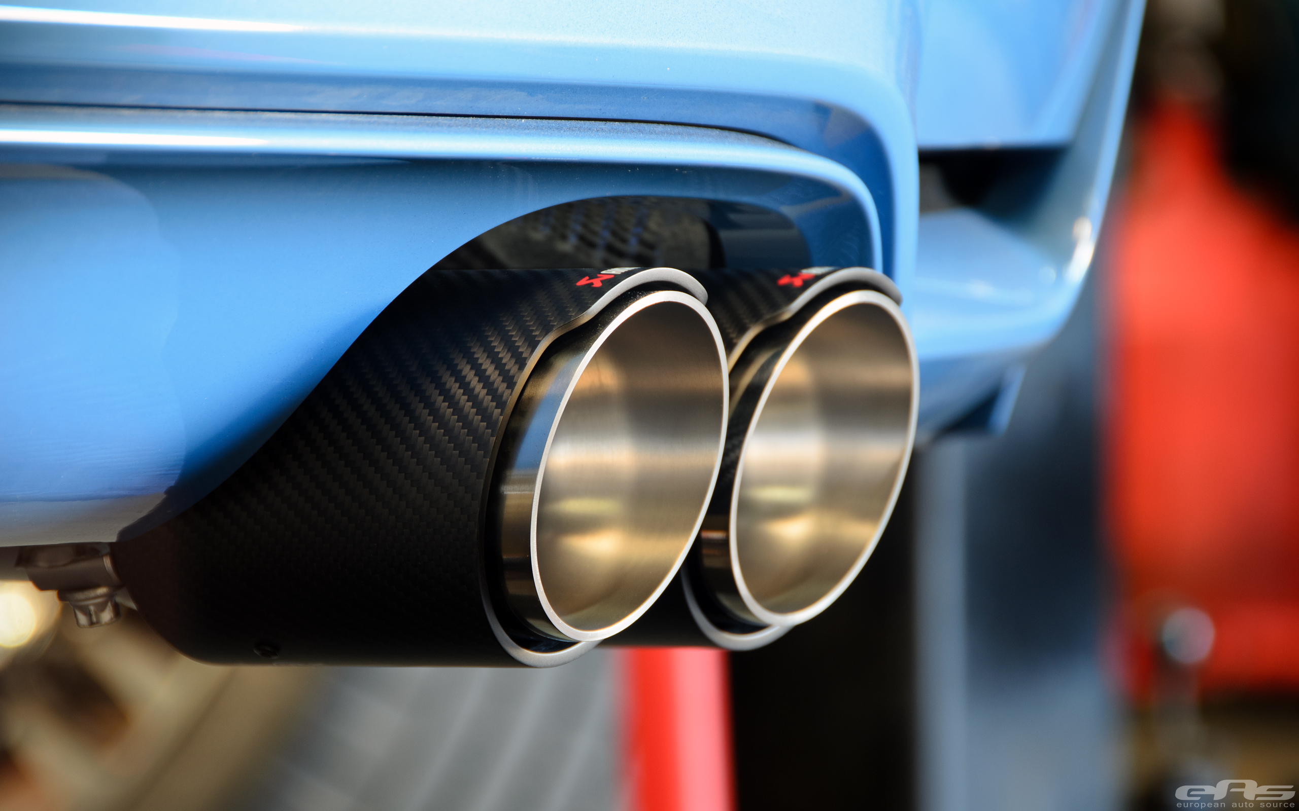 akrapovic exhaust system for bmw m4