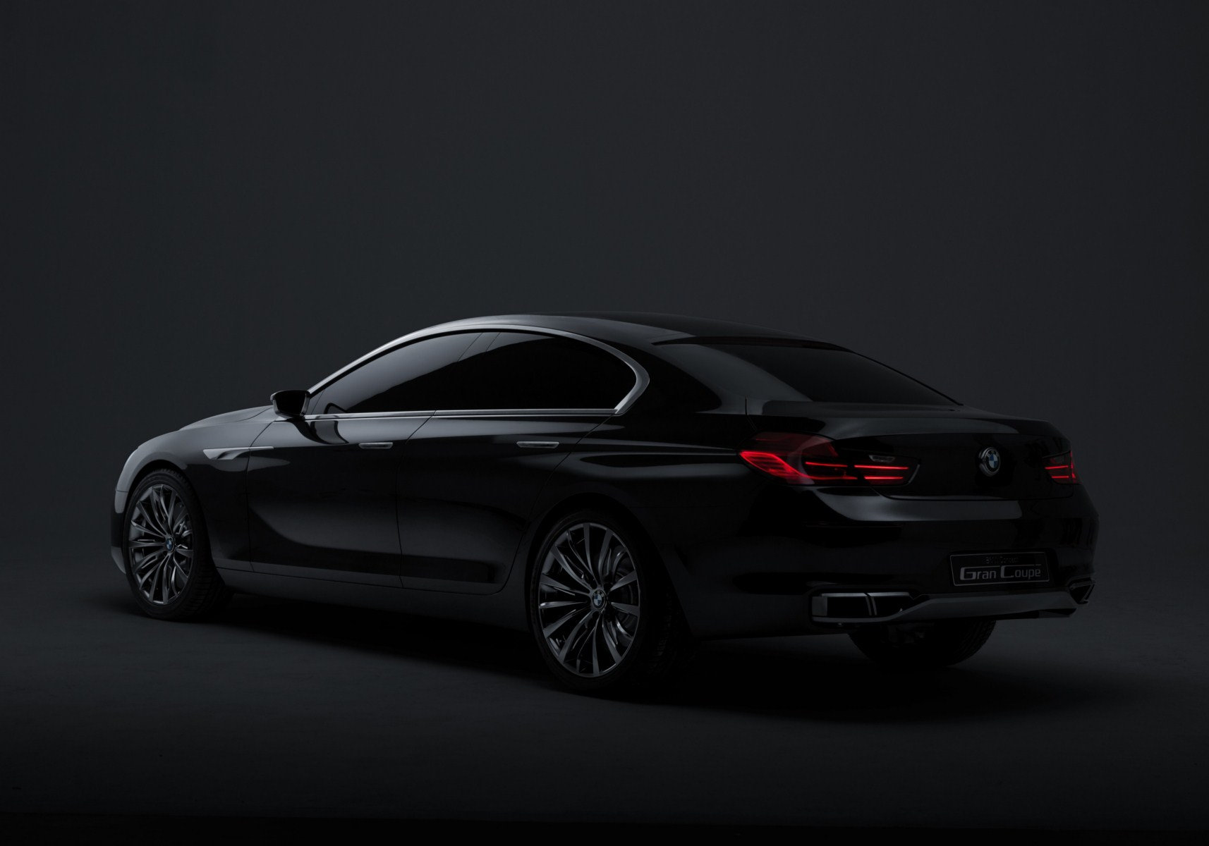 Leaked Official Patent Designs Of Bmw 6 Series Gran Coupe
