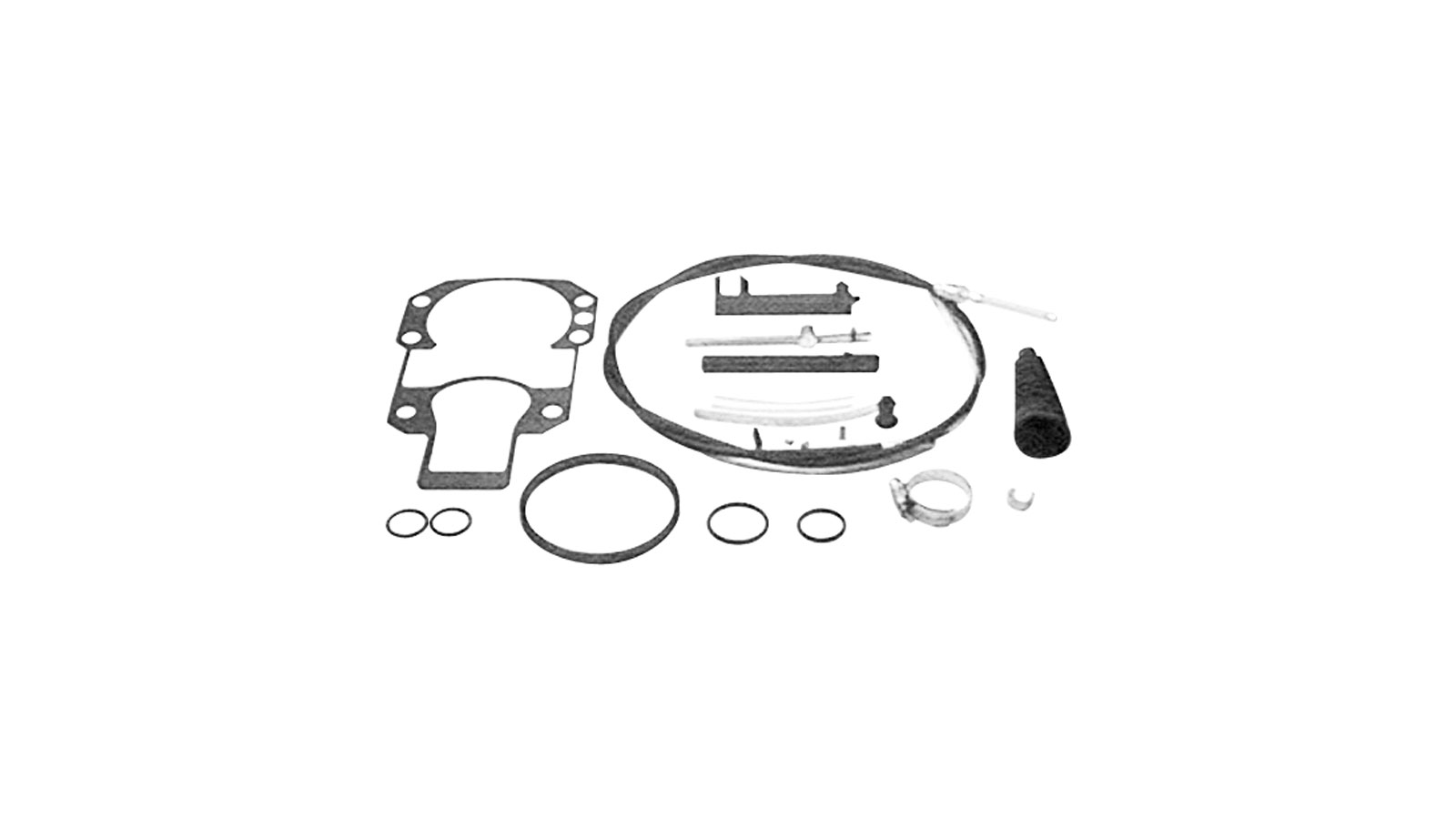 Quicksilver Mercury Marine Cable Kit Lower Shift A03