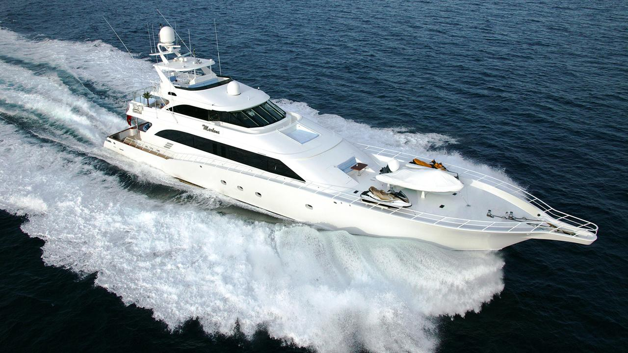 Trinity Sportfish Superyacht Marlena Sold Boat International