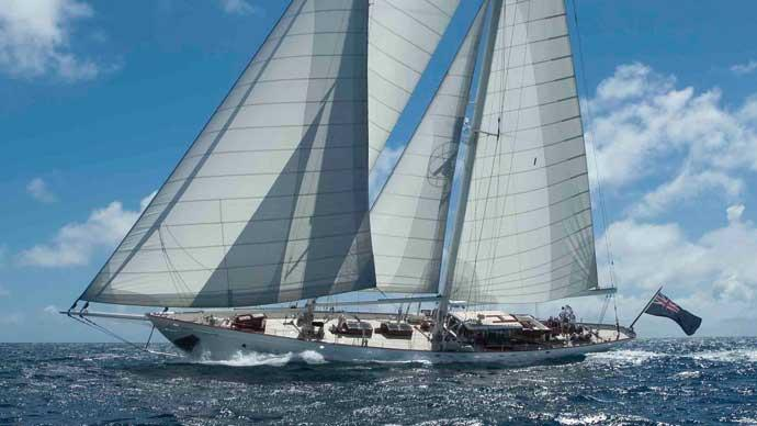 Peter De Savary Sells His Superyacht Gloria With Northrop