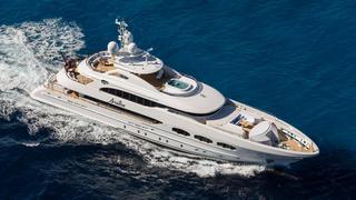 Heesen Motor Yacht Ariadna Sold Boat International