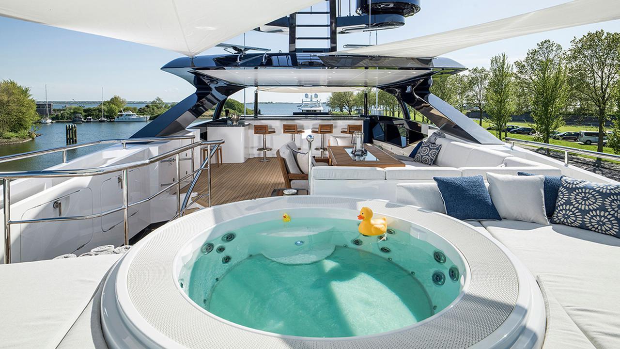 Inside Heesens 51 Metre Motor Yacht Irisha Boat