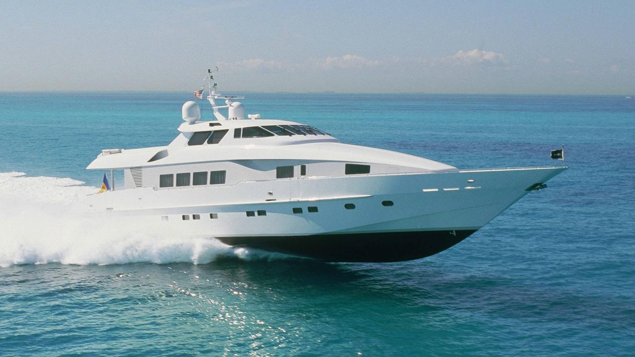 Heesen Superyacht Sun Ark Offered For Sale Boat