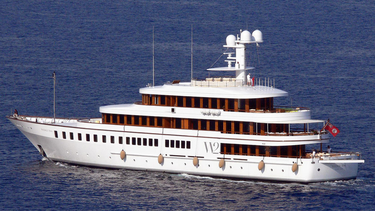 The Best Philippe Starck Designed Yachts Of All Time