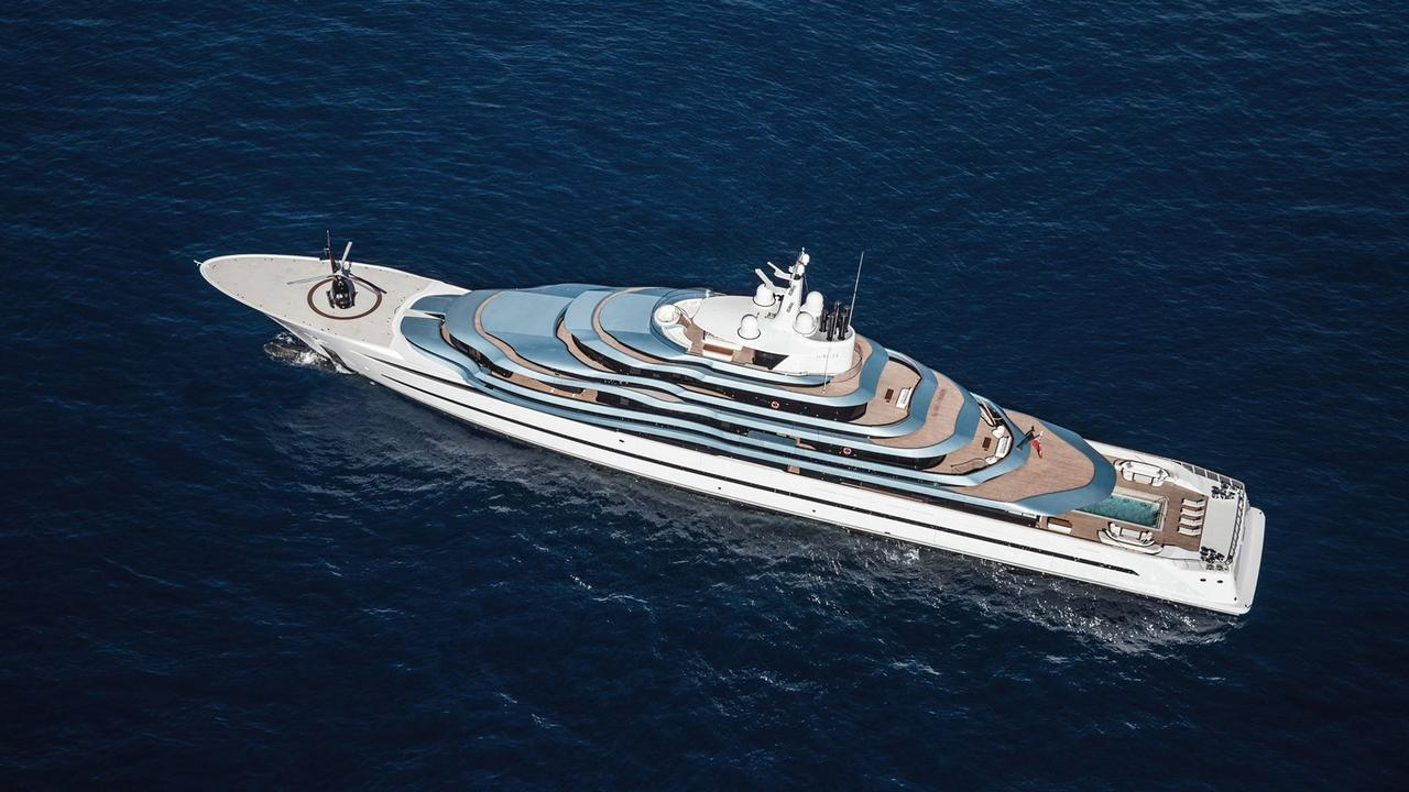 The Largest Yachts At The Monaco Yacht Show 2017 Boat