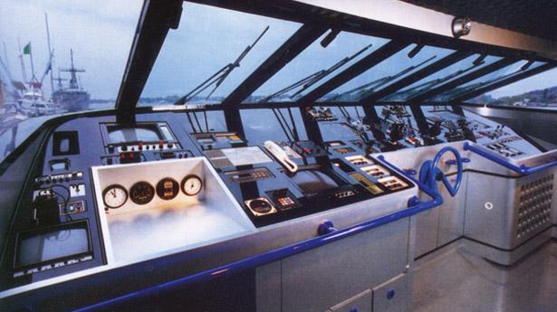 Designing Superyacht Bridges Boat International
