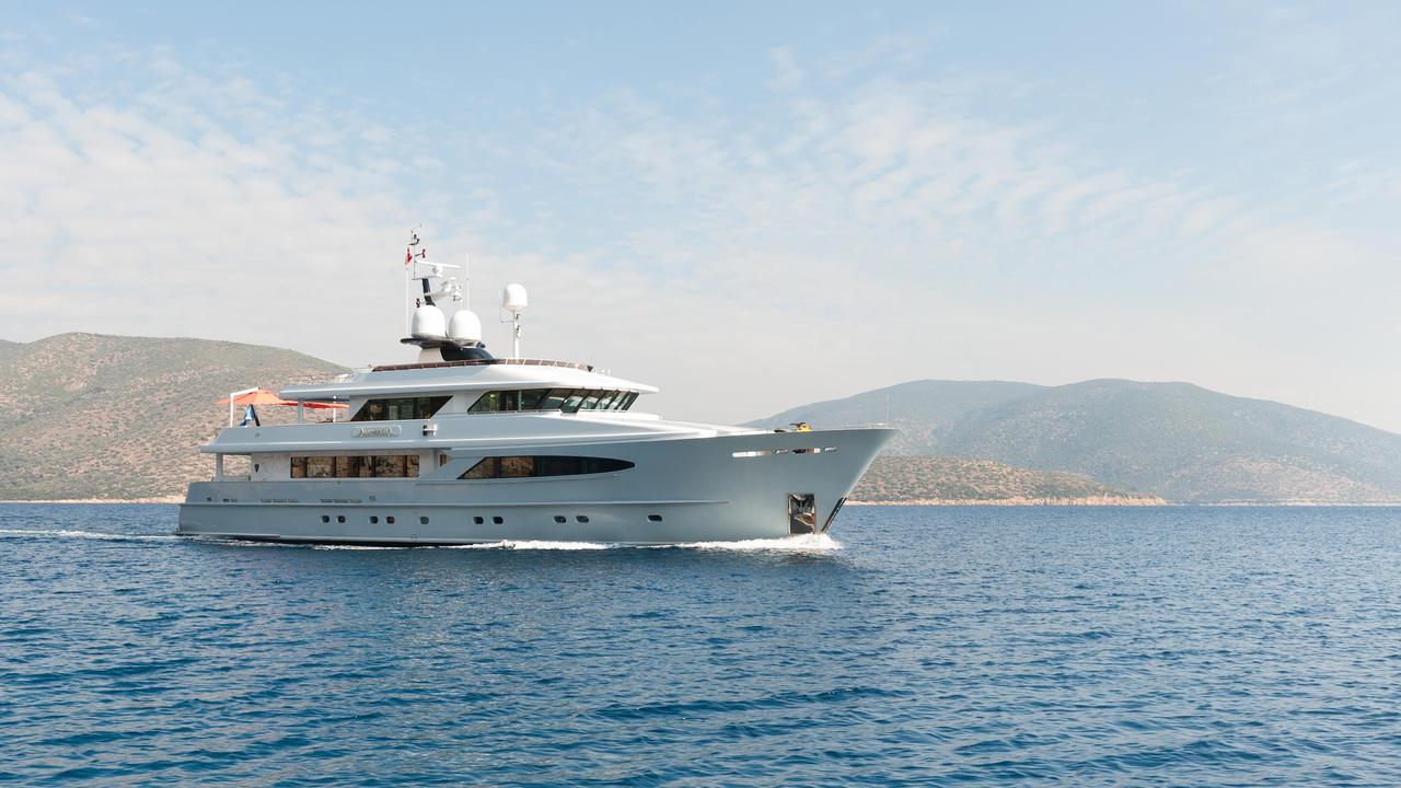 Heesen Motor Yacht AlumerciA Sold Boat International