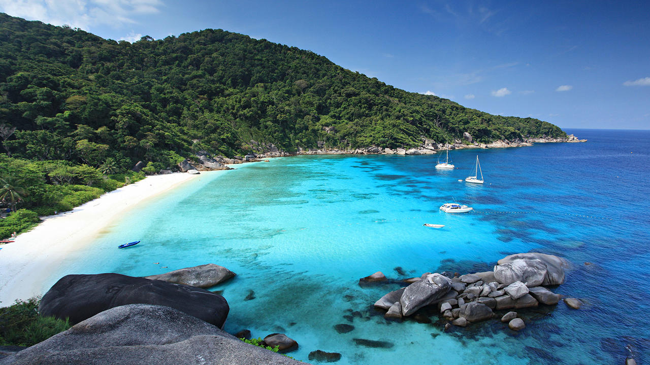 Discover Natural Island Wonders On Board A Superyacht In Thailand And Myanmar Boat International