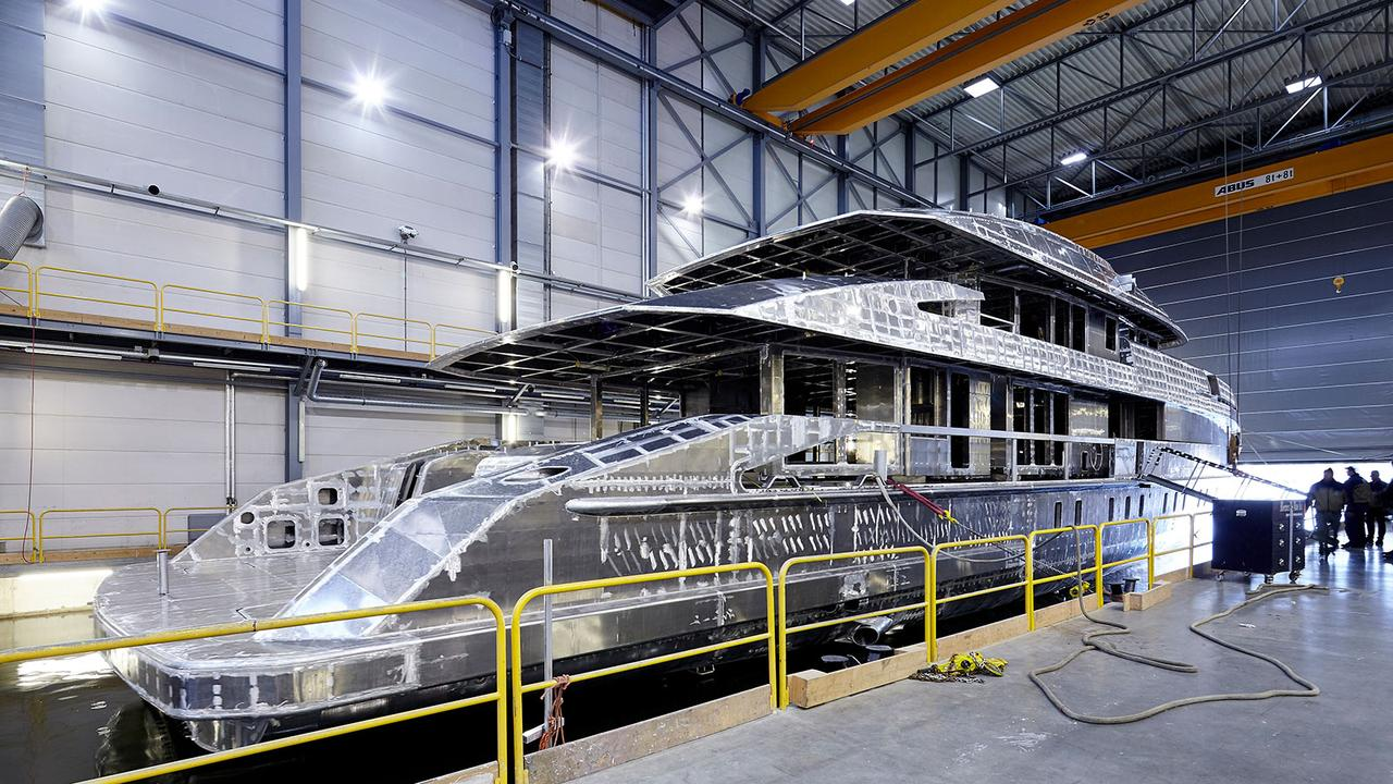How Cristiano Gatto Transformed Heesen Superyacht Project