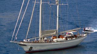 Royal Huisman Sailing Yacht Lethantia Sold Boat