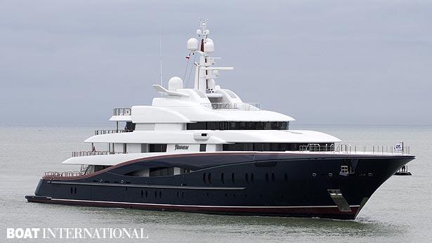 Massive 31 Million Price Drop On Oceanco Superyacht