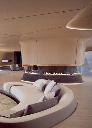 Oceanco Teams Up With Lobanov Design For 115m Tuhura