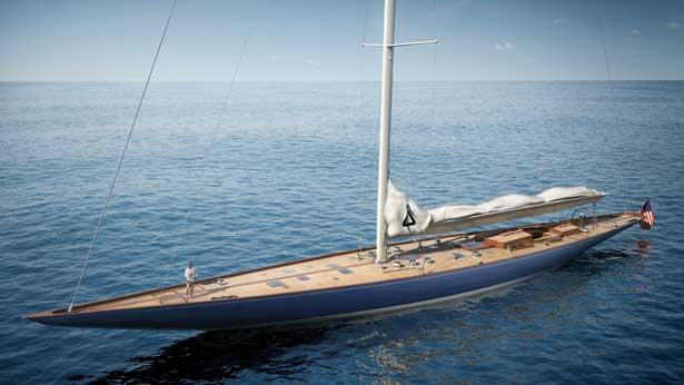 Spirit Yachts And Sparkman Amp Stephens Collaborate On
