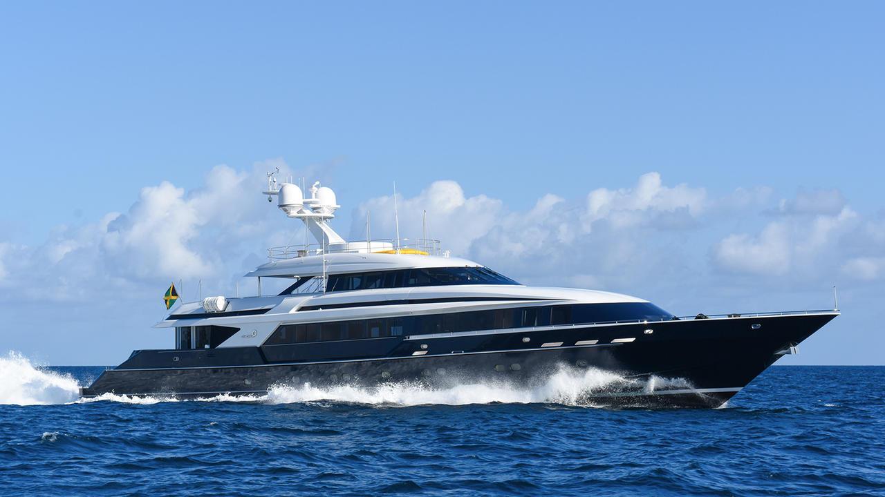Price Drop On Heesen Motor Yacht Octopussy Boat International