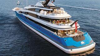 2014 ShowBoats Design Awards Superyacht Exterior Design