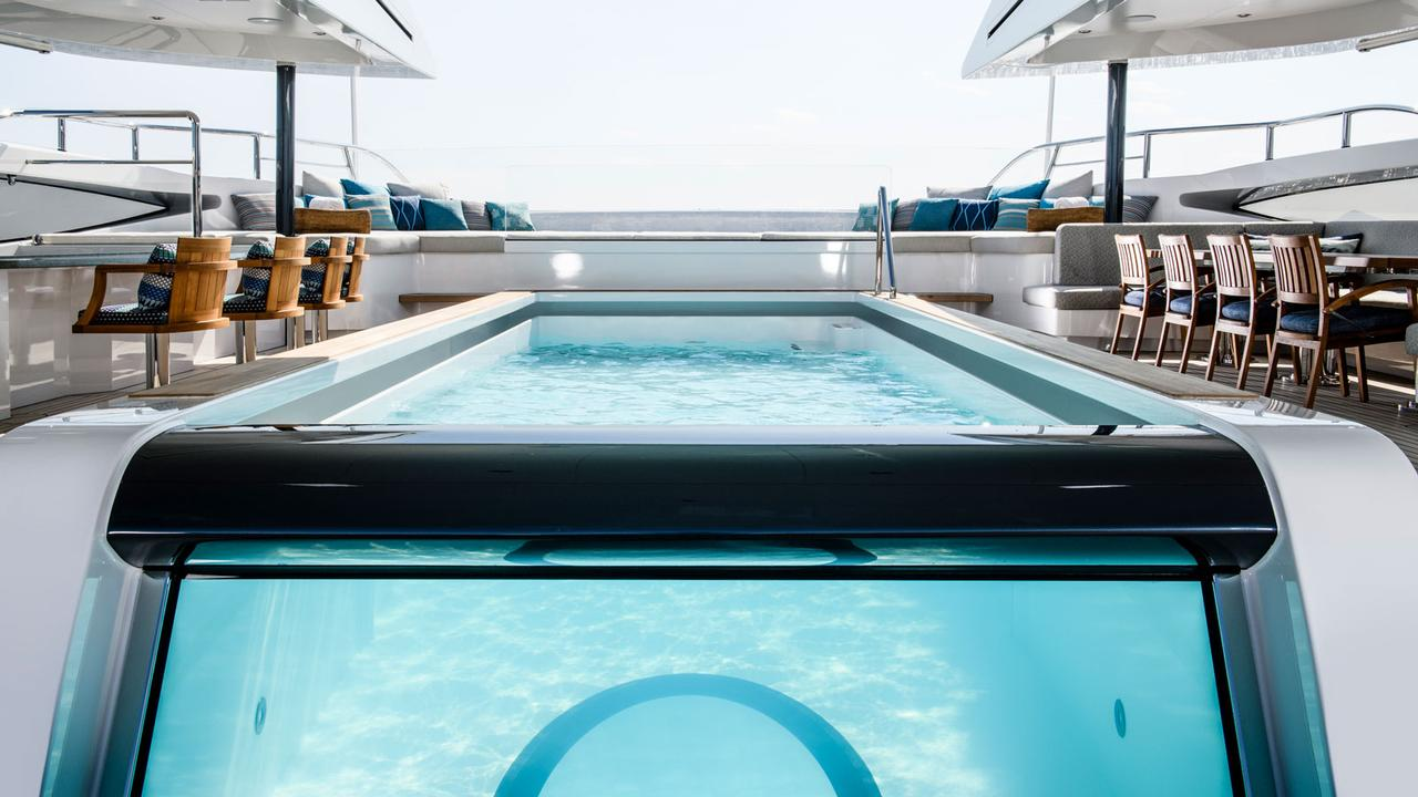 The Best Superyacht Pools In The World