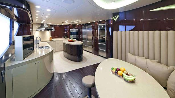 Designing The Ideal Yacht Galley Boat International