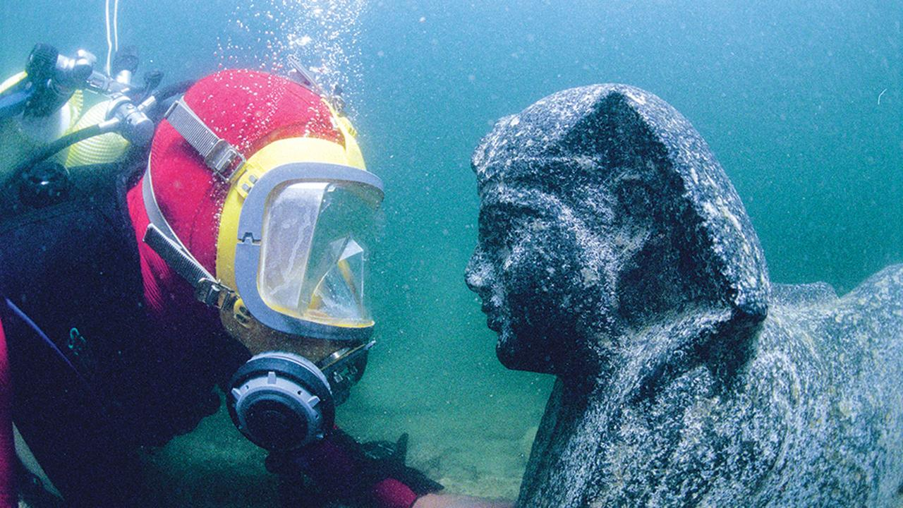 Six Of The Best Underwater Ruins To Dive In The