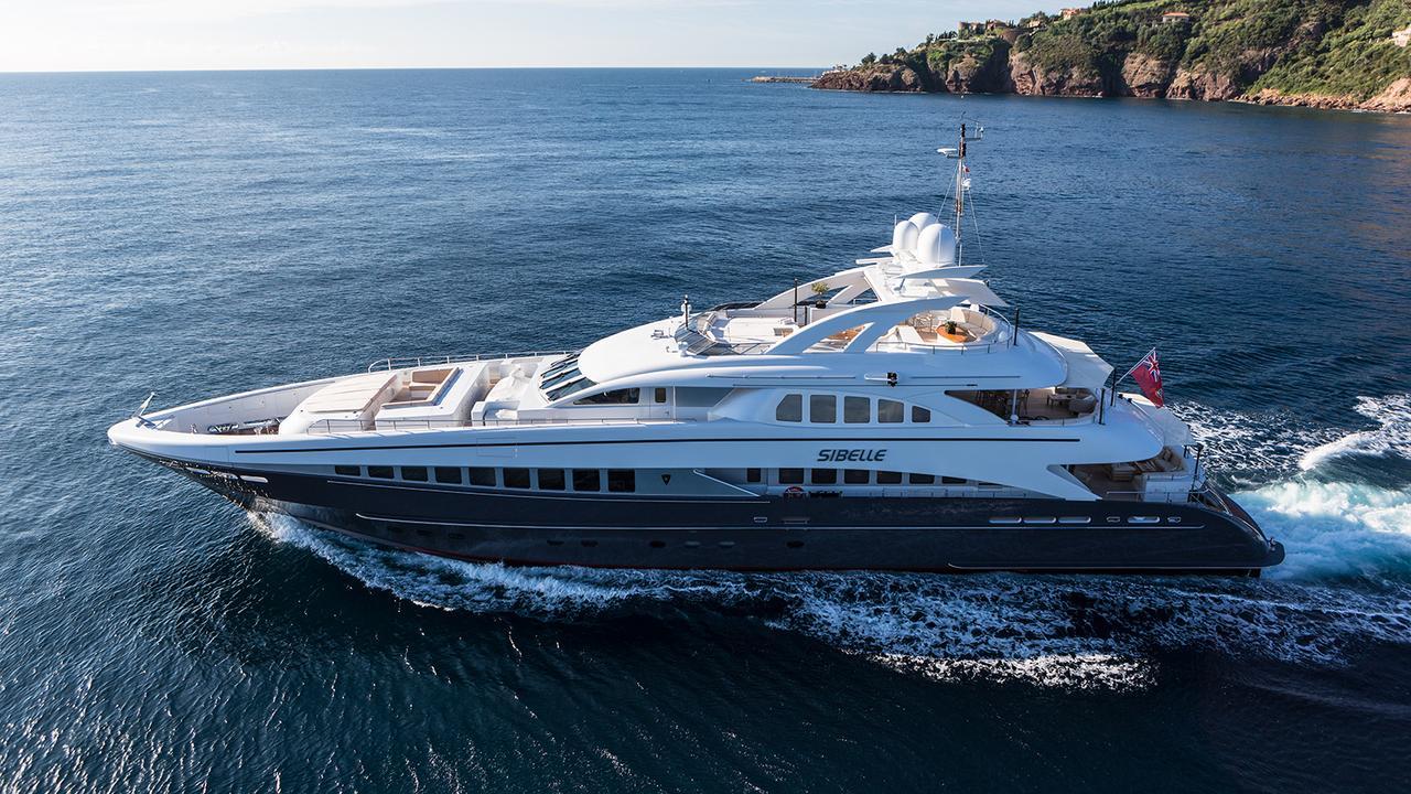 Heesen Motor Yacht Sibelle Sold Boat International