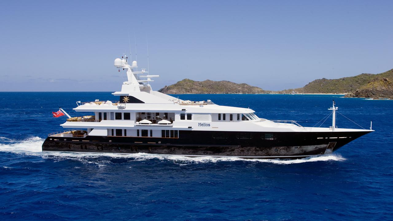 HELIOS Yacht For Sale Boat International