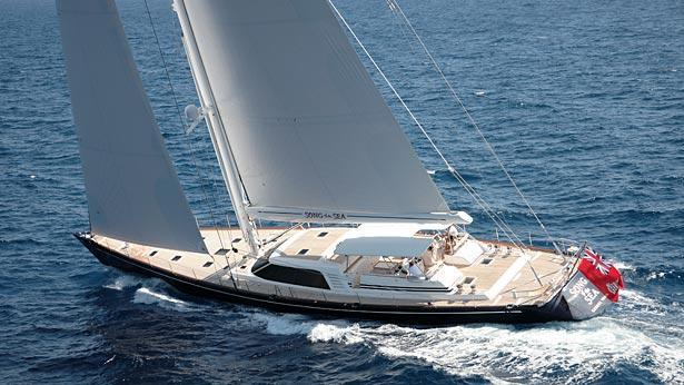 SONG OF THE SEA Yacht Boat International