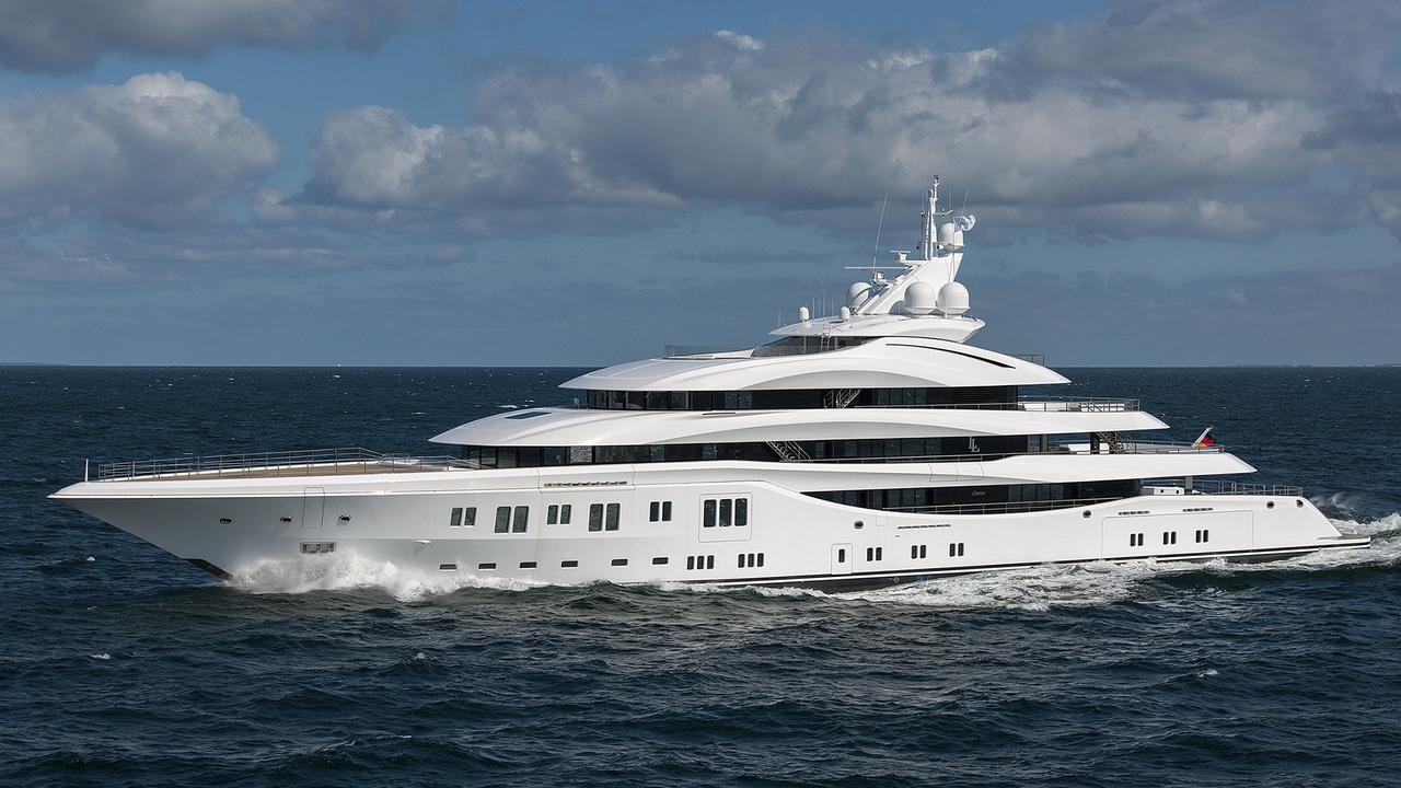 LADY LARA Yacht Lurssen Boat International