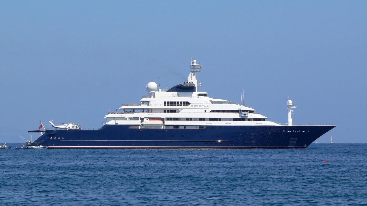 OCTOPUS Yacht Lurssen Boat International