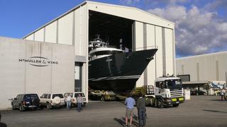 ERMIS 2 Yacht Boat International