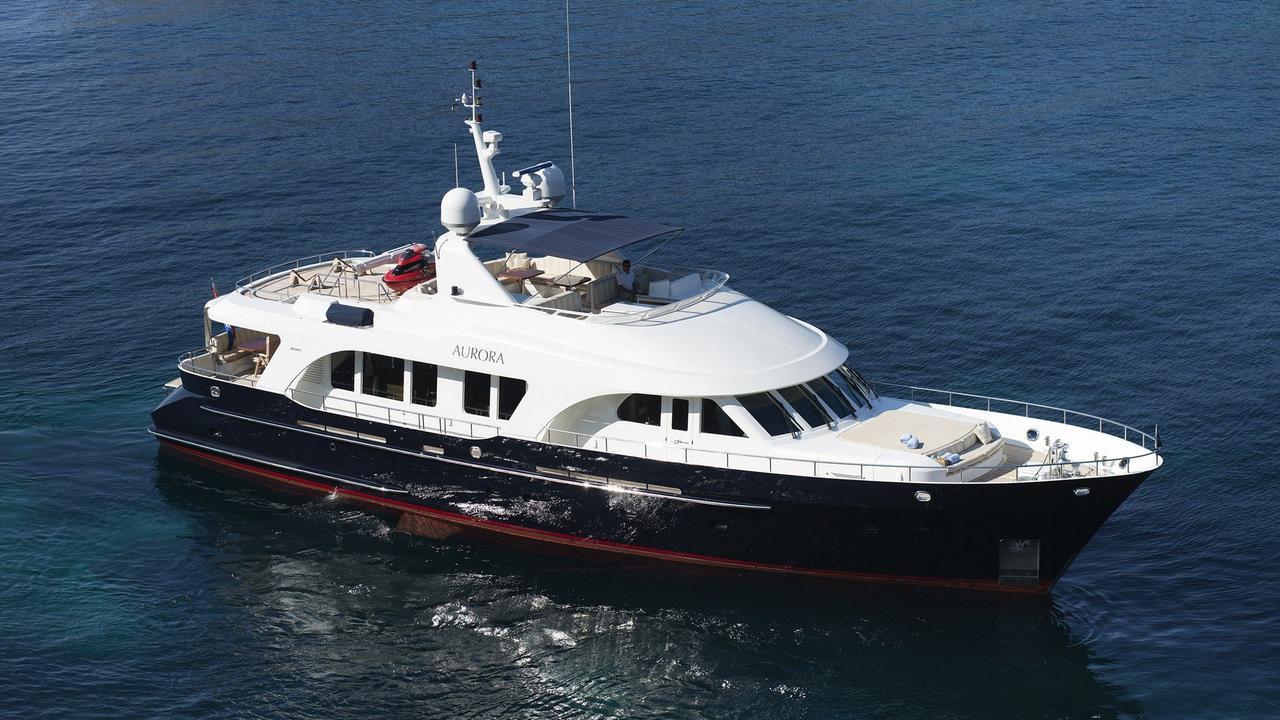 AURORA Yacht Boat International