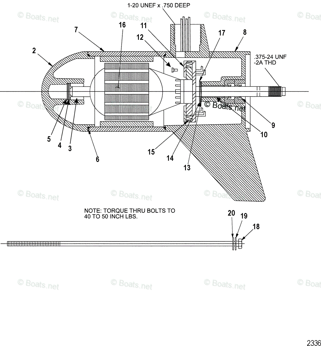 Motorguide Trolling Motor Parts Diagram