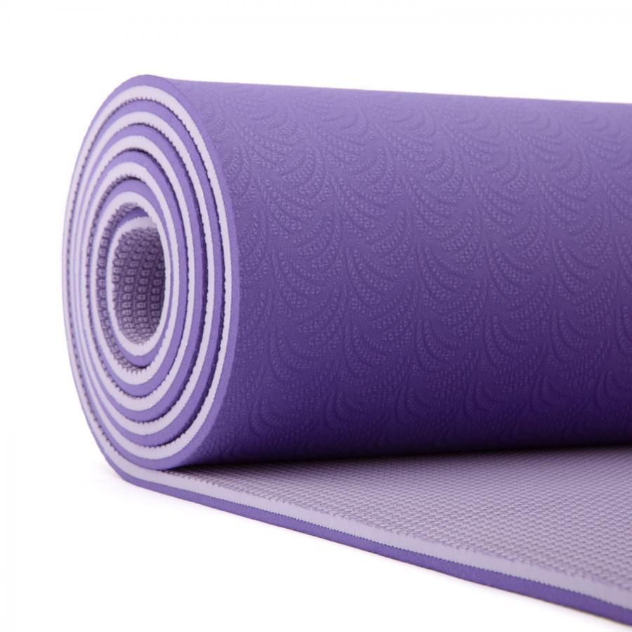 tapis de yoga lotus pro tpe