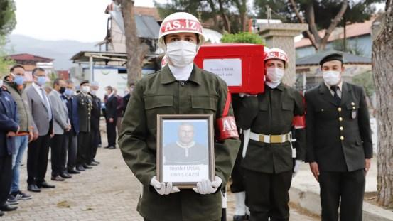 Στρατιωτική τελετή για τον 67χρονο Βετεράνο της Κύπρου!  Απεστάλη στο τελευταίο του ταξίδι