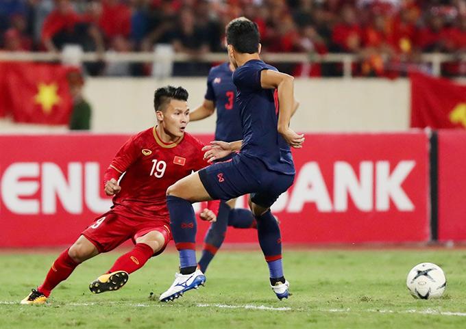 ĐT Thái Lan mong vượt qua Việt Nam ở vòng loại World Cup