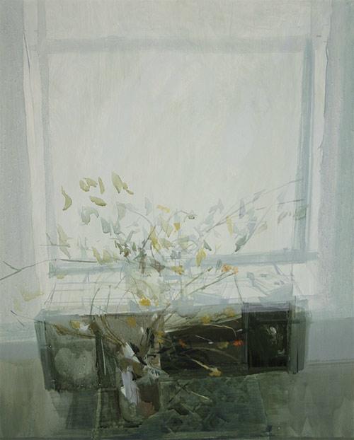 Artist painter Stephanie Pierce paintings