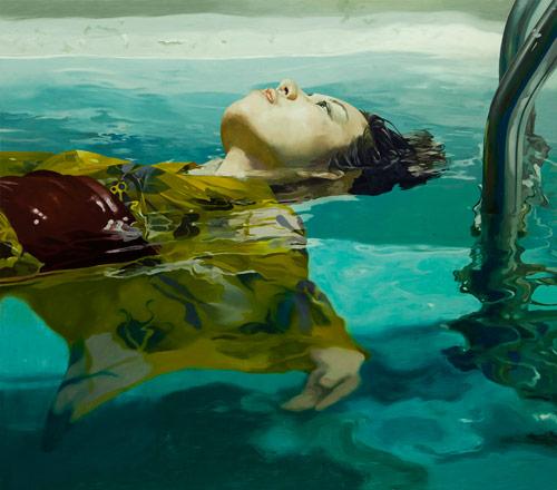Artist painter Markus Akesson