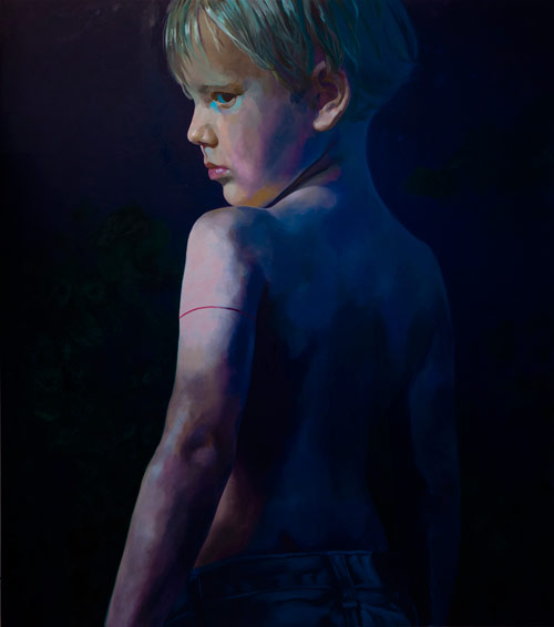 Artist painter Markus Akesson