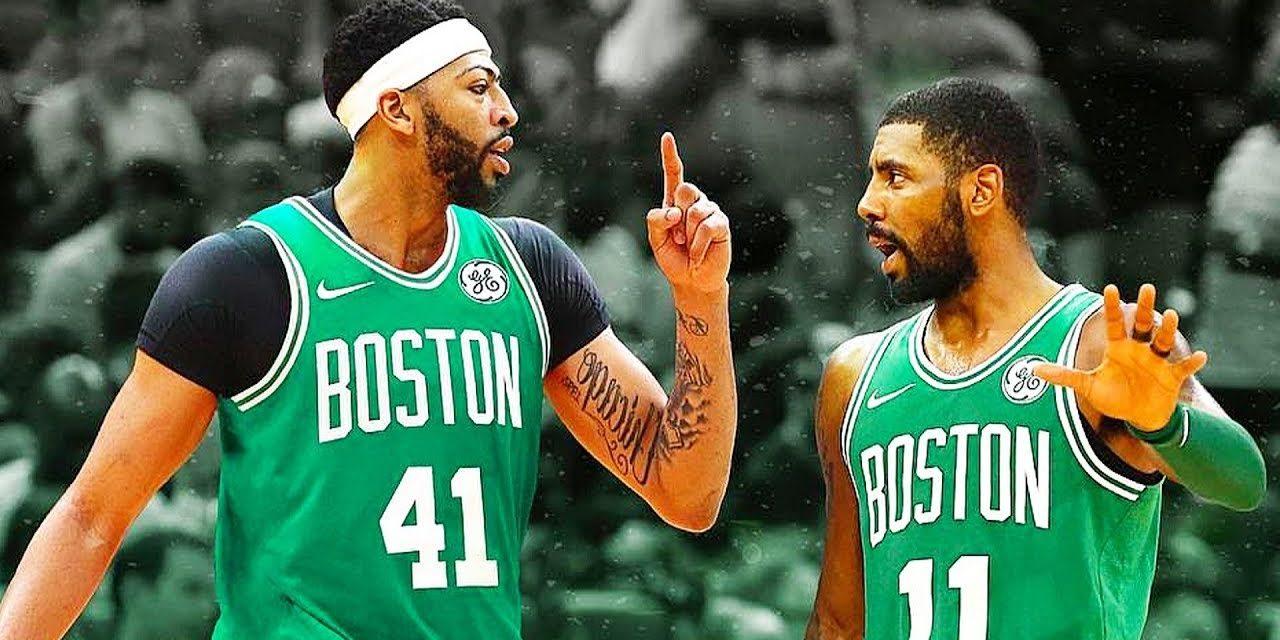 Anthony Davis to Celtics is Inevitable
