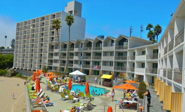 Santa cruz motels
