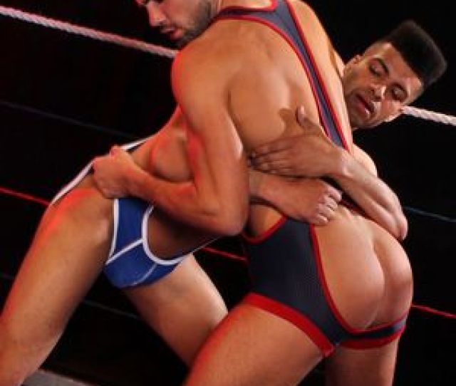 Newest Gay Wrestling Pictures