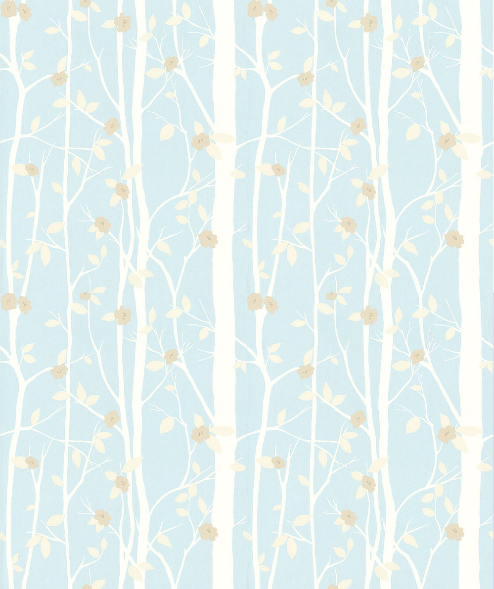Cottonwood Duck Egg By Laura Ashley Wallpaper Brewers Home