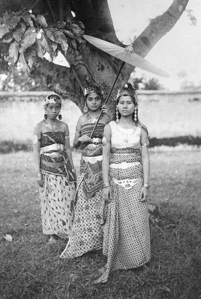 86 Amazing Old Photos Of Indonesian People