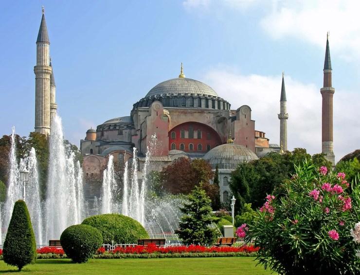 Hagia Sophia |  Great Mosque of AyaSofya - Istanbul, Turkey