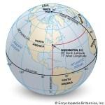 Latitude And Longitude Definition Examples Diagrams Facts Britannica