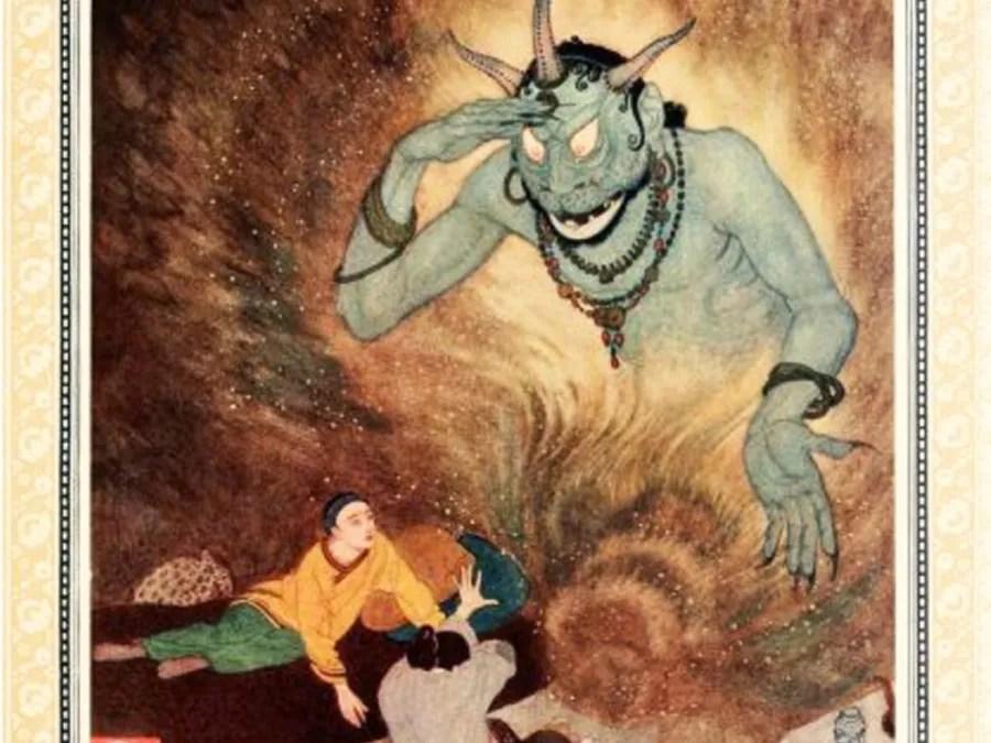 Djinn Middle Eastern Folklore Mythology Folklore Amino