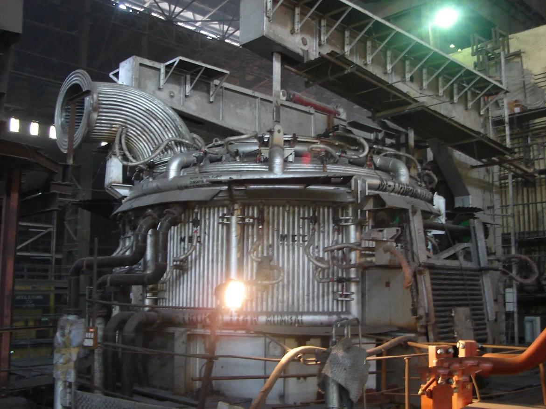 Arc furnace   metallurgy   Britannica